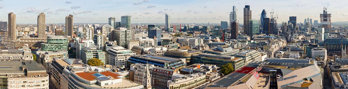 Image of London's landmark offices are impressive by any standard
