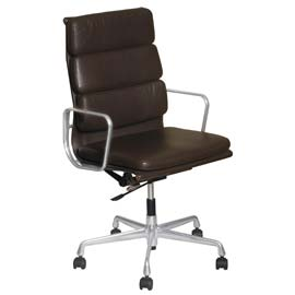 Image of Charles Eames Designer Office Chair