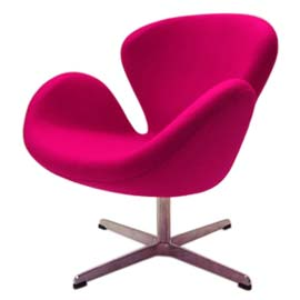 Image of Swan Designer Office Chair